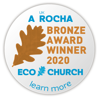 A Rocha Eco Church Award