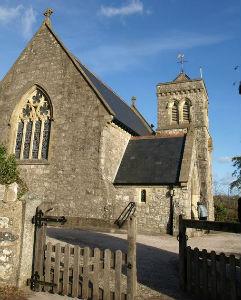 Leusdon Church