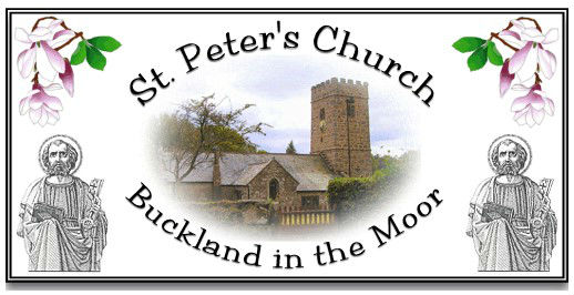 Buckland in the Moor Church