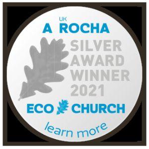 Eco church silver award
