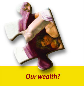 Our wealth