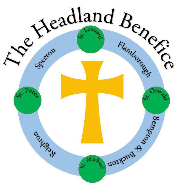 Headland Benefice logo