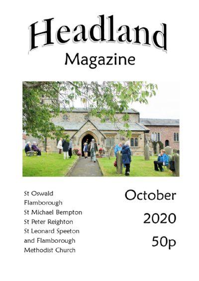 Magazine Oct 20