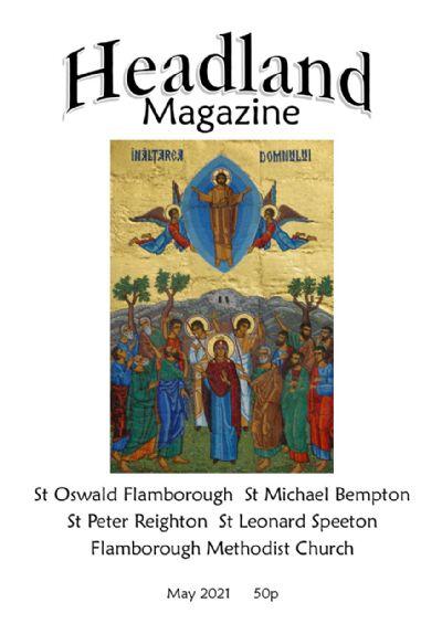 2105 magazine cover