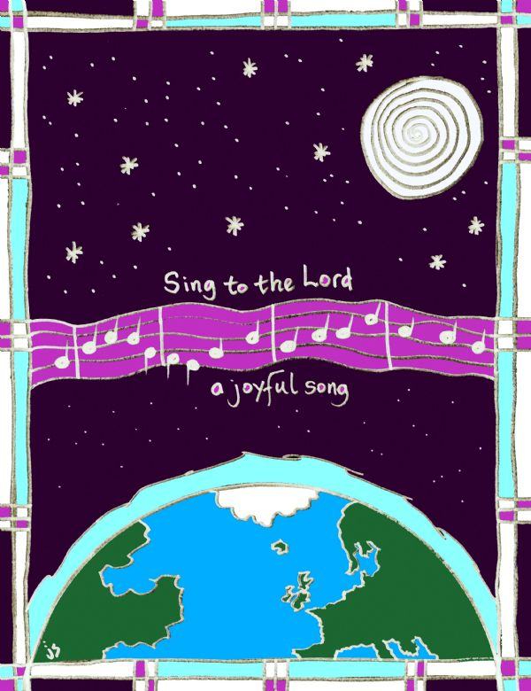 Stushie Psalm 98
