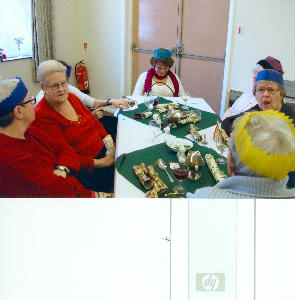 Coffee Morning Christmas Lunch 2011 f