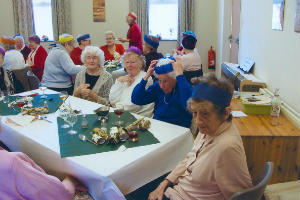 Coffee Morning Christmas Lunch 2011 a