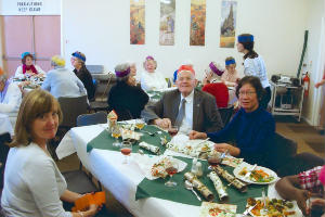 Coffee Morning Christmas Lunch 2011 e