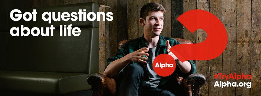 Alpha invitation