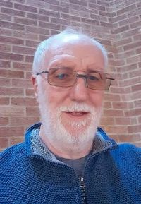 Colin Jeffries - Church Secretary