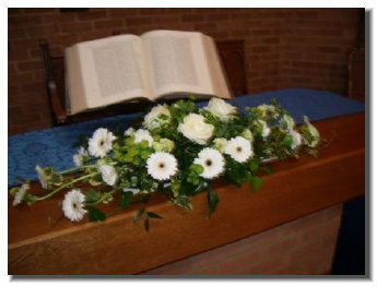 Funeral image