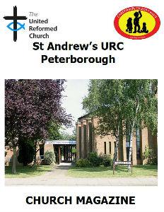 St Andrews URC Peterborough Monthly Magazine