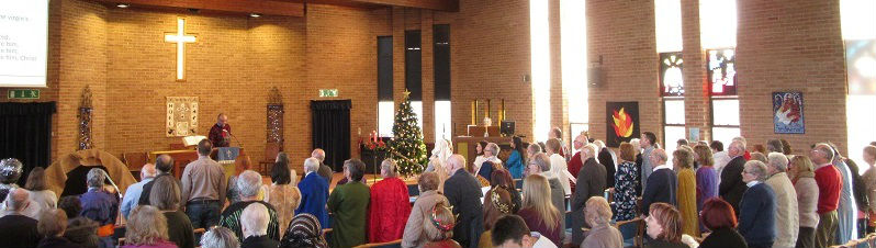 Christmas at St Andrew's