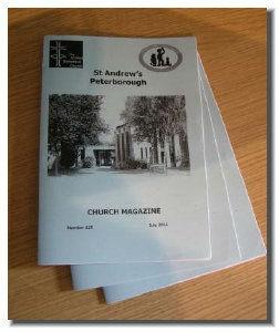 St Andrew's URC Monthly Magazine