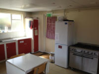 The facilities in the kitchen
