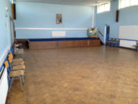 Our Main Hall