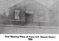 First Torry UF meeting place