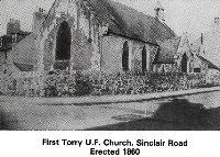 Sinclair Road church