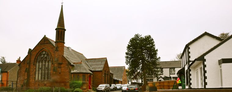 Heswall Methodist Church
