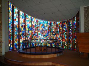 Communion Area