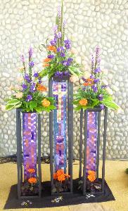 Flower Festival arrangement