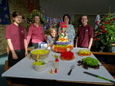 Flower Festival - Sonseekers - I am a bake off contestant