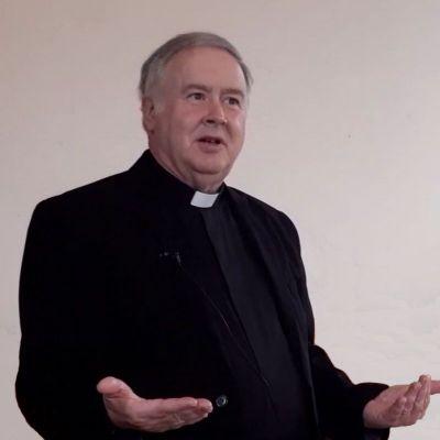 Rev Colin Telfer