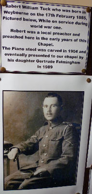 Weybourne Chapel - Robert Tuck