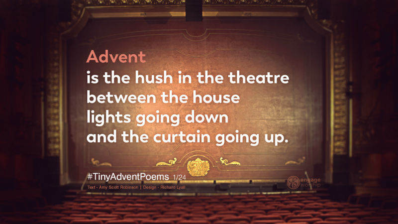 Advent poem 1