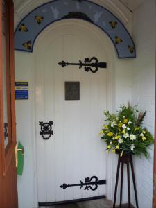 Weybourne chapel porch