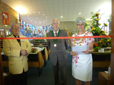 Flower Festival - Opening