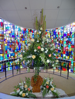 Flower Festival -  I am the Bread of Life