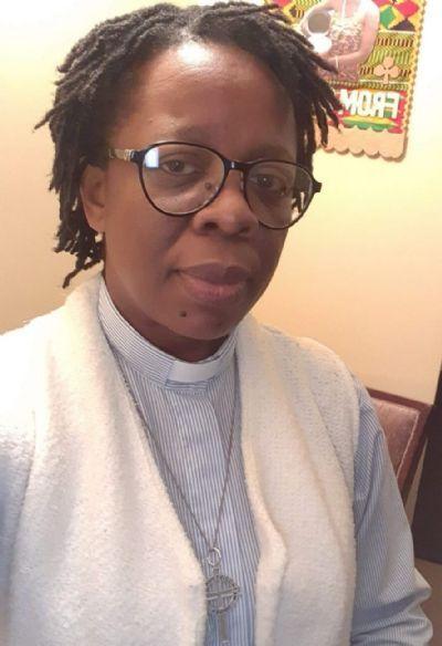 Deacon Lemia Nkwelah