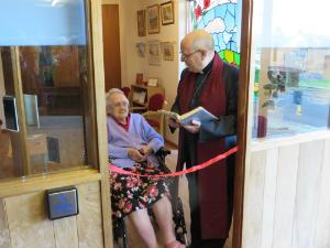Side Chapel -  Poppy Room -Rev. David  Doris