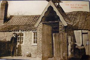 Weybourne Chapel - old