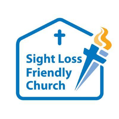Sight Loss Friendly Church logo