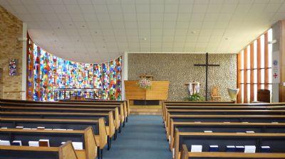 St. Andrews interior