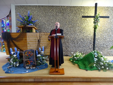 Flower Festival - Rev. David Philo