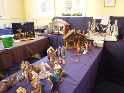 Weybourne Nativity