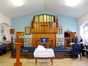 Darwen Methodist Church Spring Vale