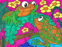 Frog by Chris