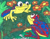 Frog by Esme