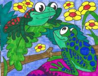 Frog by Dylan
