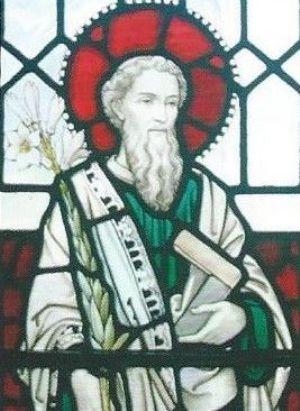 St Jo window