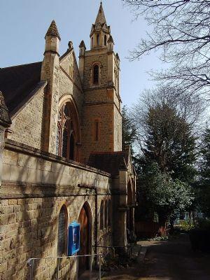church external
