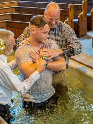 Simon Baptism