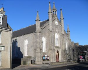 St Andrews Church, Inverurie