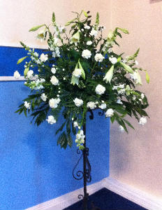Flowers Mr  Mrs G Ross