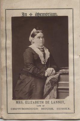 Elizabeth de Lannoy