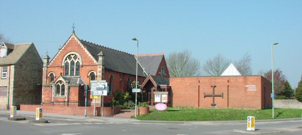 Faringdon United Church
